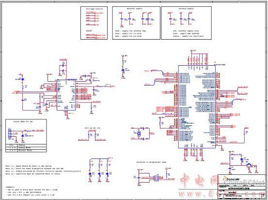 图6.阀门控制器评估板kitvalvecntlevm电路图(2)